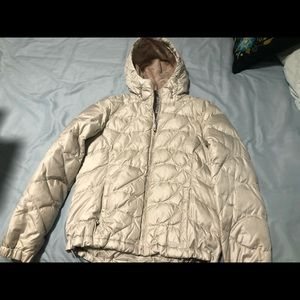 LLBean Hooded down jacket